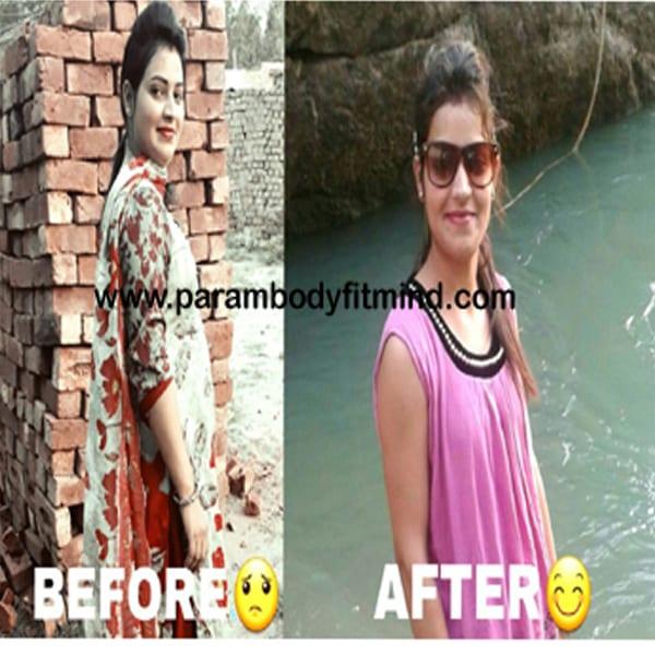 12 Weeks Women Body Transformation