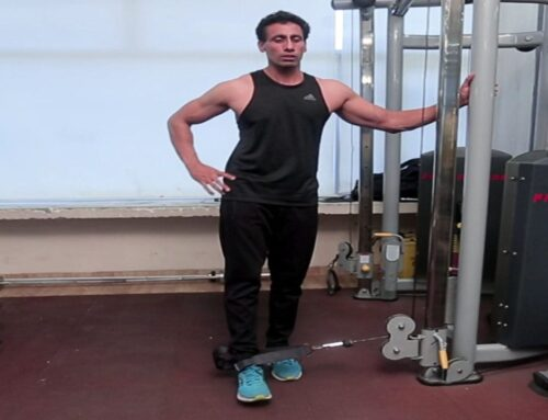 Standing Cable Hip Abduction