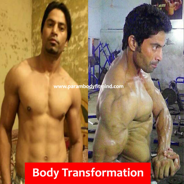 Body Transformation Picture
