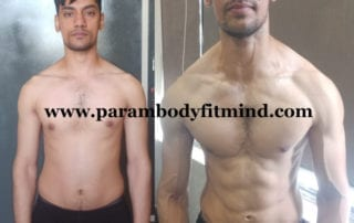 lean body transformation