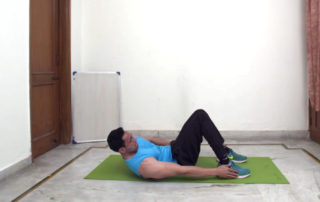 Heel taps Exercise