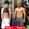 six pack abs natural body transformations