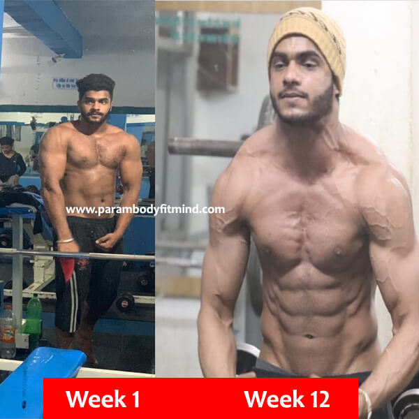 12 weeks workout plans results