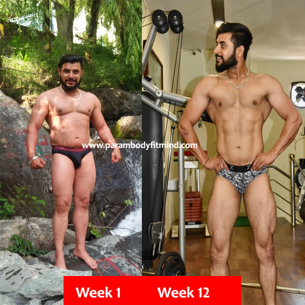 natural body transformation