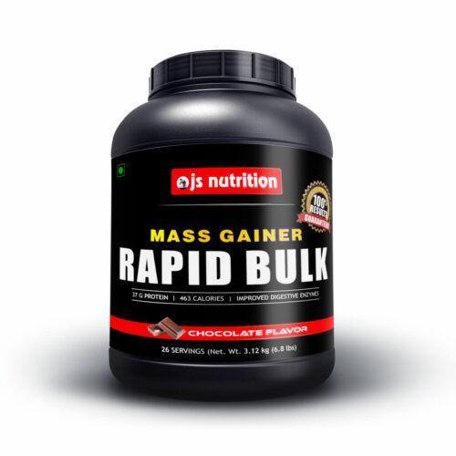 Ojs Nutrition Mass Gainer