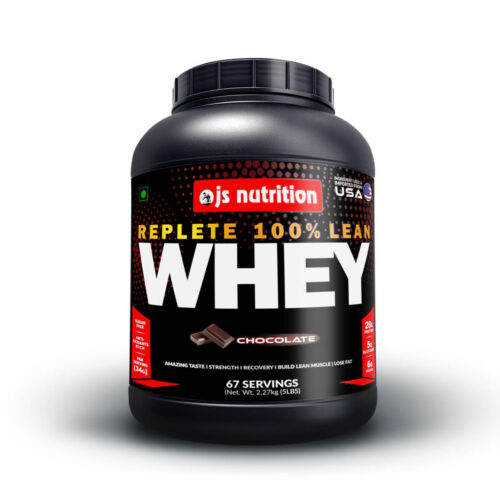 Ojs Nutrition Replete Whey Protein