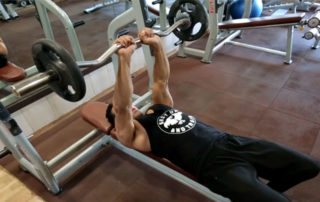 Advanced Weight Lifting Workout Plan