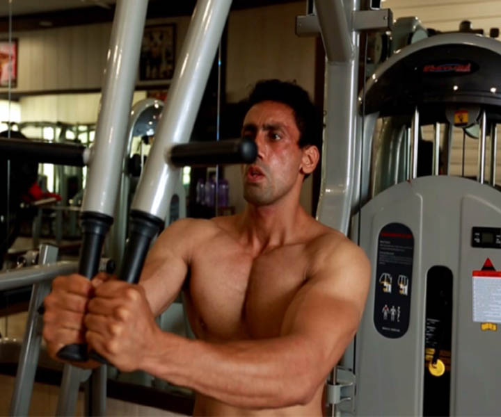 Intermediate Gym Workout For Fat Loss and Muscle gain