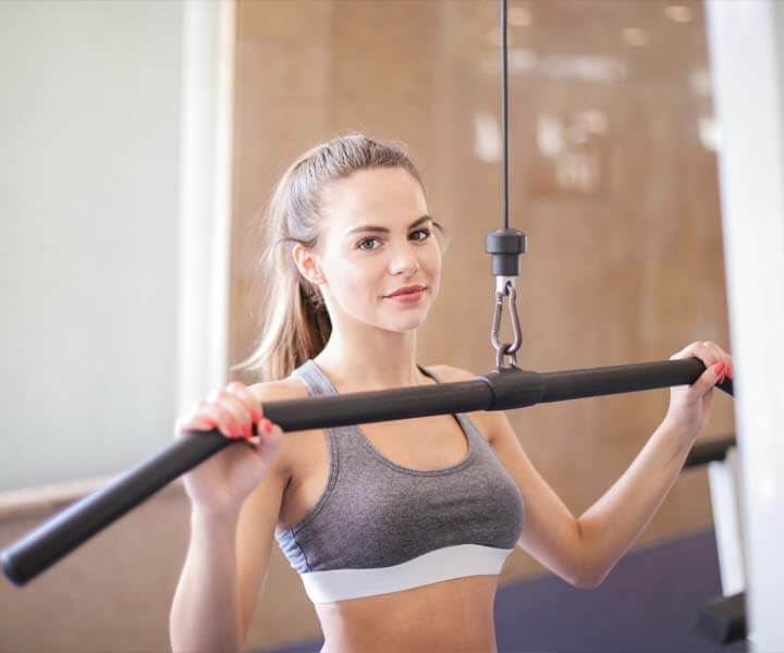 women's beginner gym workout routine for weight loss