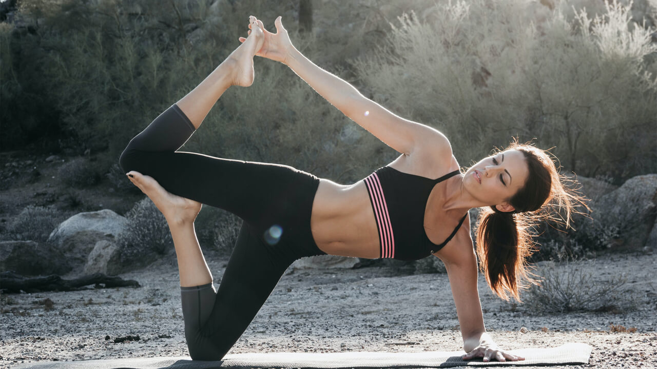 Getting Toned Female Workout Plan At Home