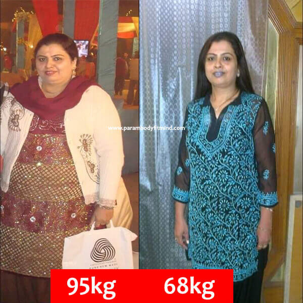 female weight loss